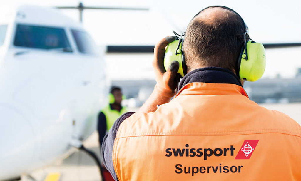 Swissport works with our software since 2012