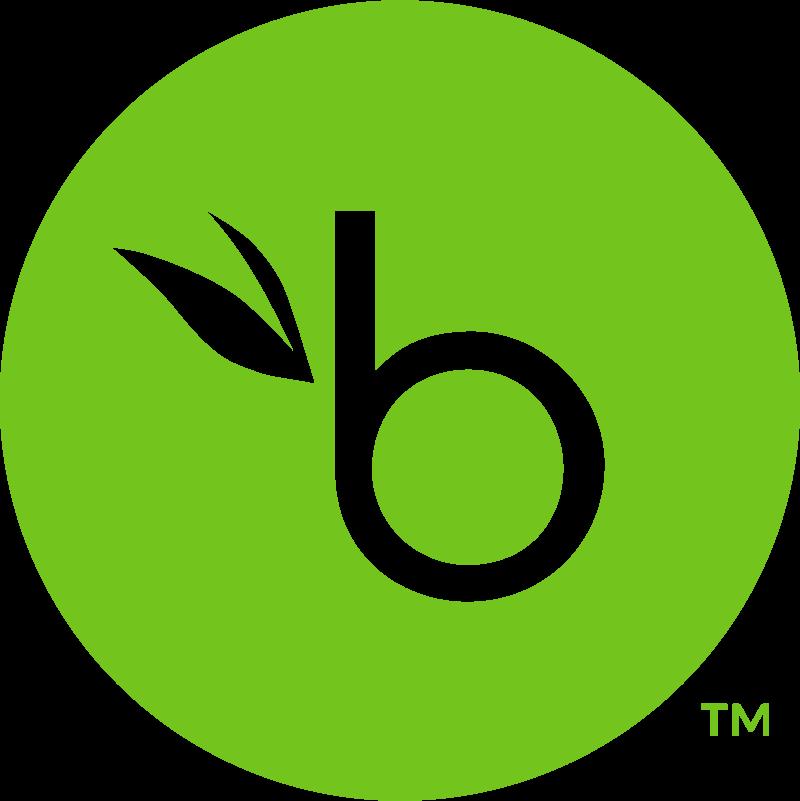 b-logo-green